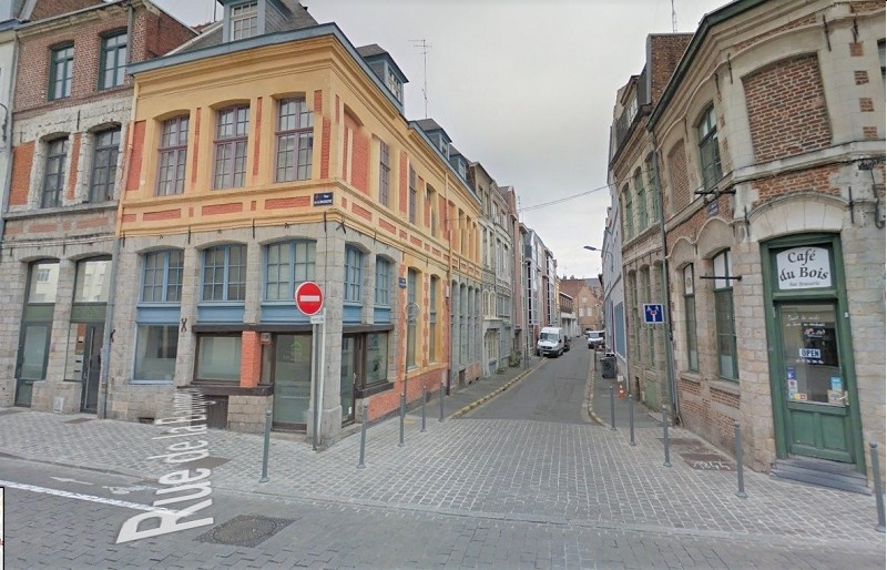 Location Parking Vieux-Lille 1